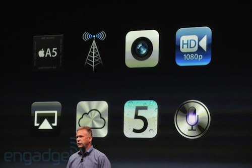 4s features