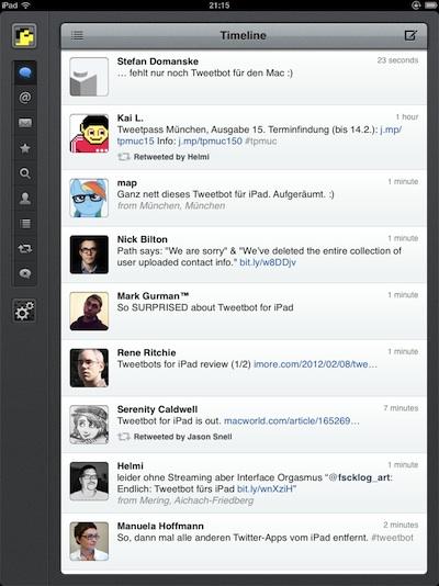 Tweetbot ipad